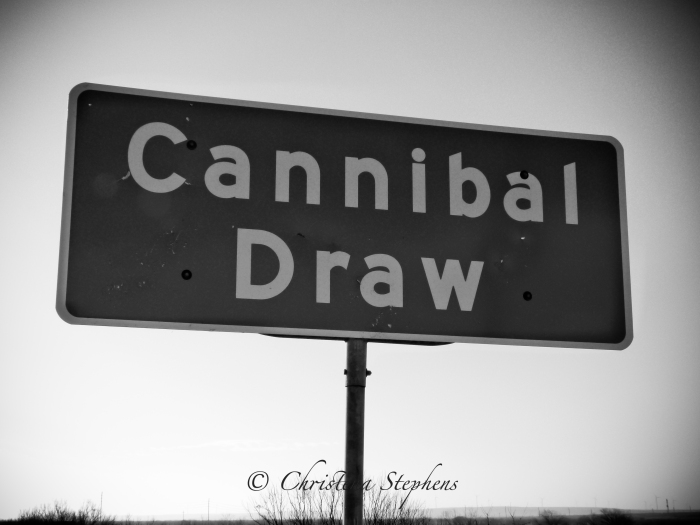 Cannibals in Texas?  Maybe...